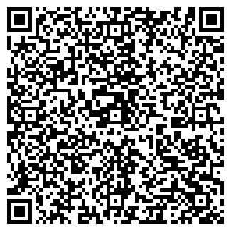 QR-код с контактной информацией организации БЕРГ, ООО