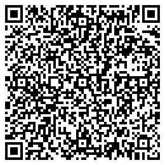 QR-код с контактной информацией организации ЛЕНА КАФЕ