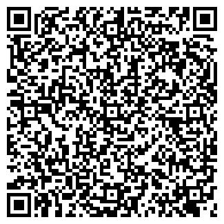 QR-код с контактной информацией организации ЛЕОН ИЧП