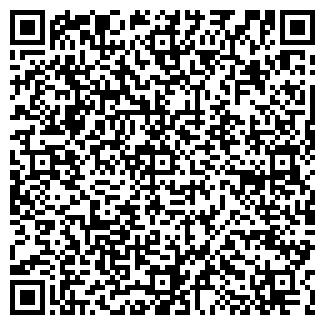 QR-код с контактной информацией организации ТМО № 1