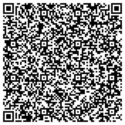 QR-код с контактной информацией организации Официальные Хостелы Москвы