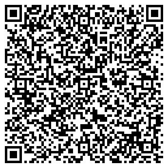 QR-код с контактной информацией организации НЕВИДИМЫЙ ГОРОД, ООО