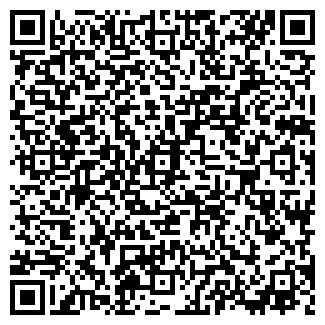 QR-код с контактной информацией организации КАРКАС ПКП