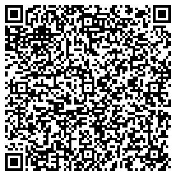 QR-код с контактной информацией организации ЧУДОВСКОЕ АТП