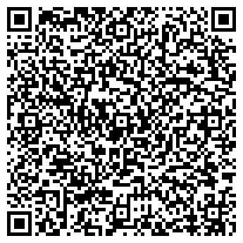 QR-код с контактной информацией организации АВТОМАГАЗИН ТЕХНО