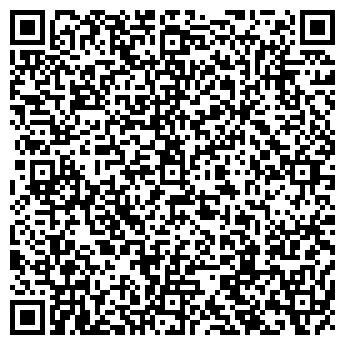 QR-код с контактной информацией организации ИНВЕСТИЦИИ И ФИНАНСЫ