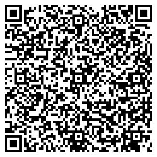 QR-код с контактной информацией организации НУР, ЗАО