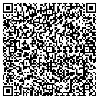 QR-код с контактной информацией организации ФТИЗИАТРИЯ РПТД