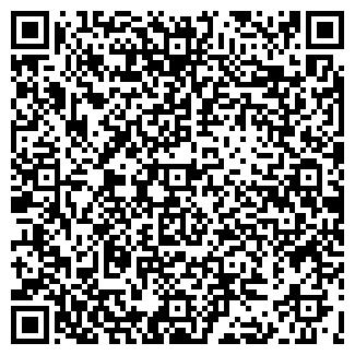QR-код с контактной информацией организации АЛЬДЖИ