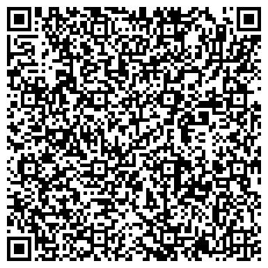 QR-код с контактной информацией организации ВОЕННЫЙ КОМИССАРИАТ ЛЕВОБЕРЕЖНОГО МО