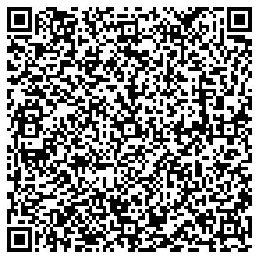 QR-код с контактной информацией организации САУНА КЛАССА VIP С БАССЕЙНОМ