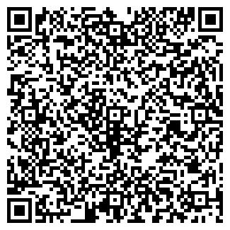 QR-код с контактной информацией организации АЗАРТ