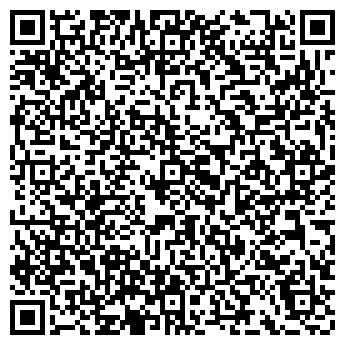 QR-код с контактной информацией организации ДЕЛЬТАКЛУБ РОСТО
