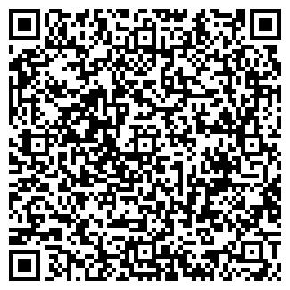 QR-код с контактной информацией организации КАВКАЗСКИЙ ГОРНЫЙ КЛУБ