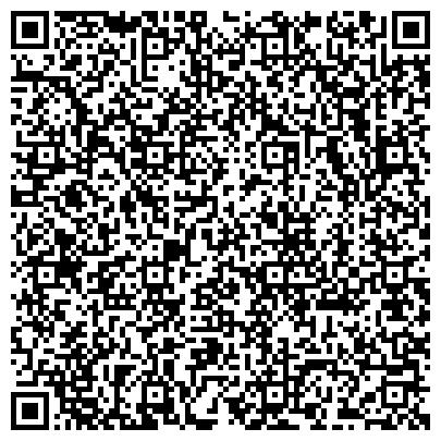 QR-код с контактной информацией организации Отделение по исследованиям  на природно-очаговые и особо-опасные инфекции