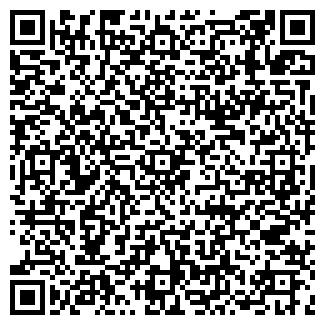 QR-код с контактной информацией организации КИРОВСКОЕ НГДУ