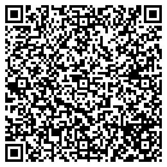QR-код с контактной информацией организации БИНГОСАЛЮТ