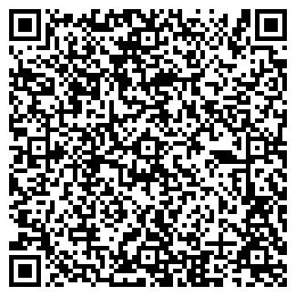 QR-код с контактной информацией организации АЛИСА