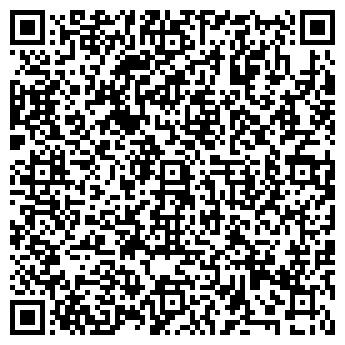 QR-код с контактной информацией организации НОУ «Бакалавр»