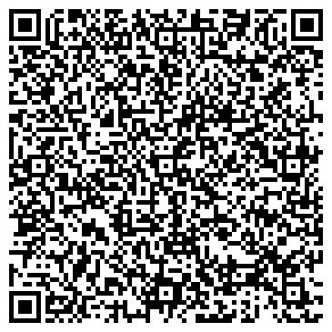 QR-код с контактной информацией организации ПЛАНЕТА ИНОСТРАННЫХ ЯЗЫКОВ