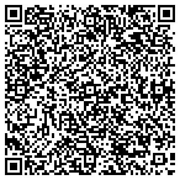 QR-код с контактной информацией организации ДЕТСКАЯ ХОРЕОГРАФИЧЕСКАЯ ШКОЛА МОУДОД