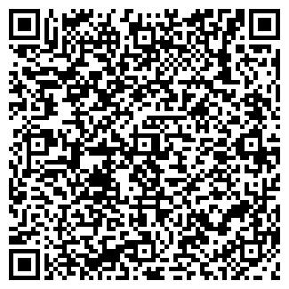 QR-код с контактной информацией организации АВАНГАРД СП
