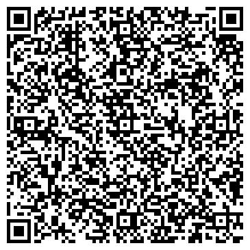 QR-код с контактной информацией организации ЮРИДИЧЕСКАЯ КОНТОРА, ЗАО