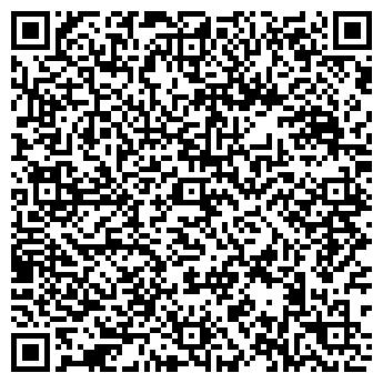 QR-код с контактной информацией организации РУССКАЯ РЕКЛАМА