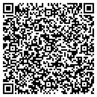 QR-код с контактной информацией организации АВС-ИНВЕСТ