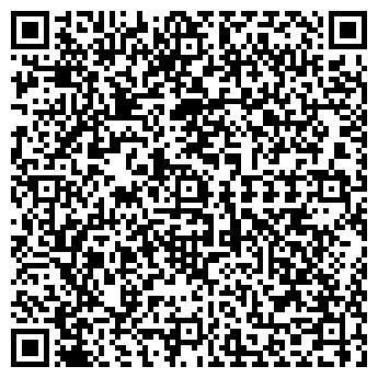 QR-код с контактной информацией организации ДЕДАР, ООО