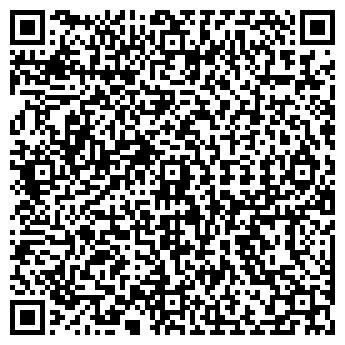 QR-код с контактной информацией организации ДЖИН ТД, ООО