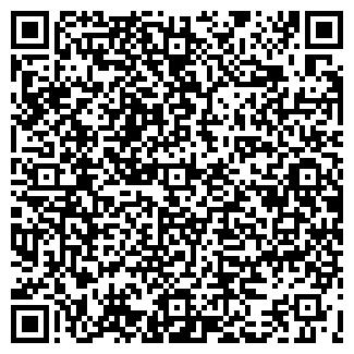 QR-код с контактной информацией организации ПЛЮС 1