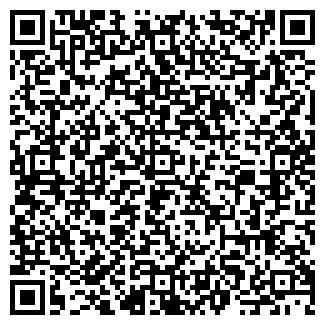 QR-код с контактной информацией организации САВАД