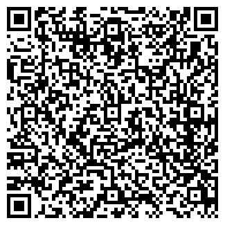 QR-код с контактной информацией организации DENTALSERVIS