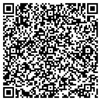 QR-код с контактной информацией организации ООО ТОРИНО