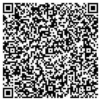 QR-код с контактной информацией организации ДВЕРИ И ОКНА, ООО