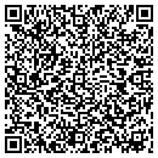 QR-код с контактной информацией организации САЛЮТ ЧУТП