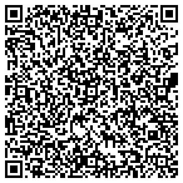 QR-код с контактной информацией организации ЦЕРКОВЬ ПРЕОБРАЖЕНИЕ