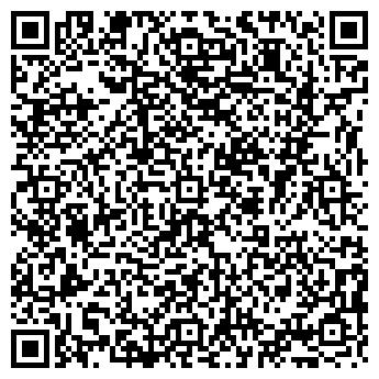 QR-код с контактной информацией организации ОКНО В ПАРИЖ, ООО