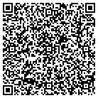 QR-код с контактной информацией организации АВТОСАЛОН ТЦ, ЗАО
