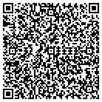 QR-код с контактной информацией организации АСПЕКТ ПРАВА