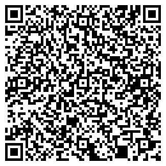 QR-код с контактной информацией организации ОГОНЕК+
