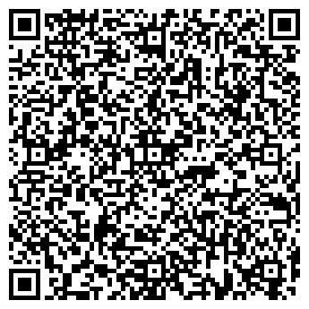 QR-код с контактной информацией организации ИНТЕРЛИЗИНГ-ИНВЕСТ, ЗАО