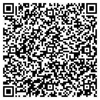 QR-код с контактной информацией организации ЛАНДОР-НСК