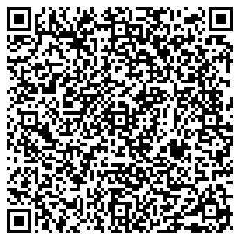 QR-код с контактной информацией организации ПАРУС НСК, ООО