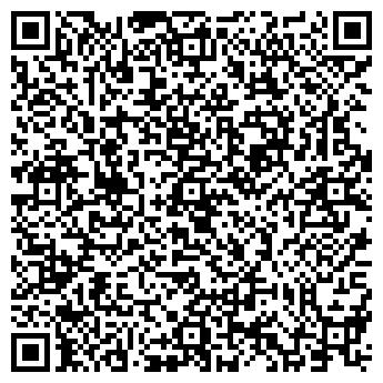QR-код с контактной информацией организации F1 ЦЕНТР, ООО