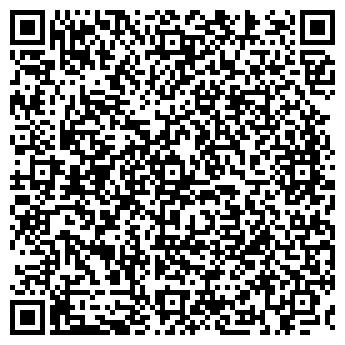 QR-код с контактной информацией организации МИС СЕРВИС, ООО