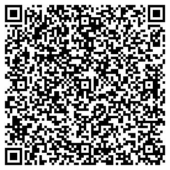 QR-код с контактной информацией организации НОВОСОФТ, ООО