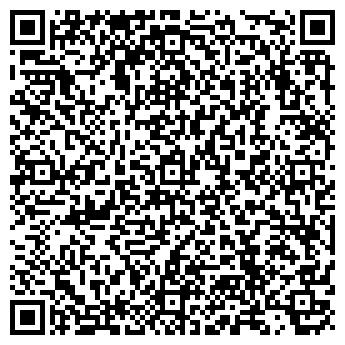 QR-код с контактной информацией организации АЛЬЯНС ЗАО НОРД-ХАУС