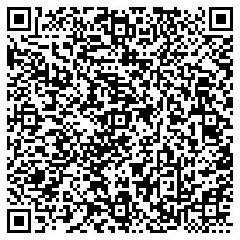 QR-код с контактной информацией организации ИНТЕР-РЕЗЕРВ, ЗАО